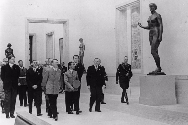 Nazis Art Fascist - nazis, germany - valosalo   ello