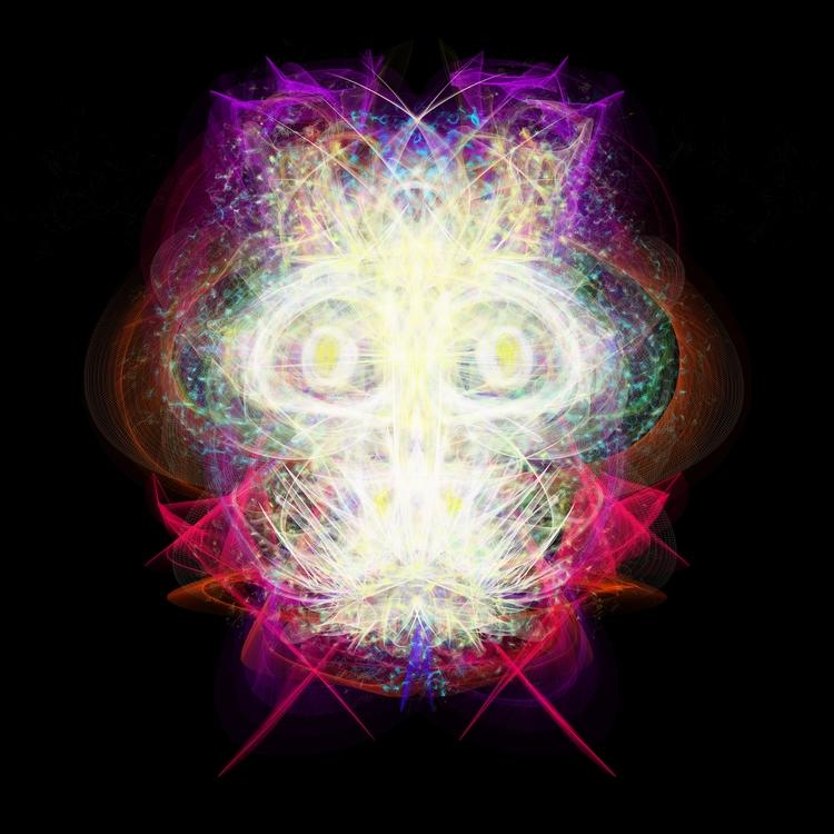 SpaceMonkey, VisionaryArt, Miron - miron-art | ello