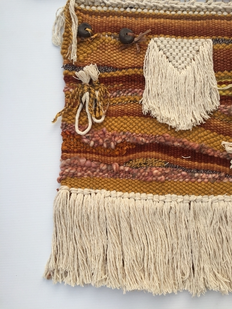 Practice weaves favourite fibre - lunamade | ello