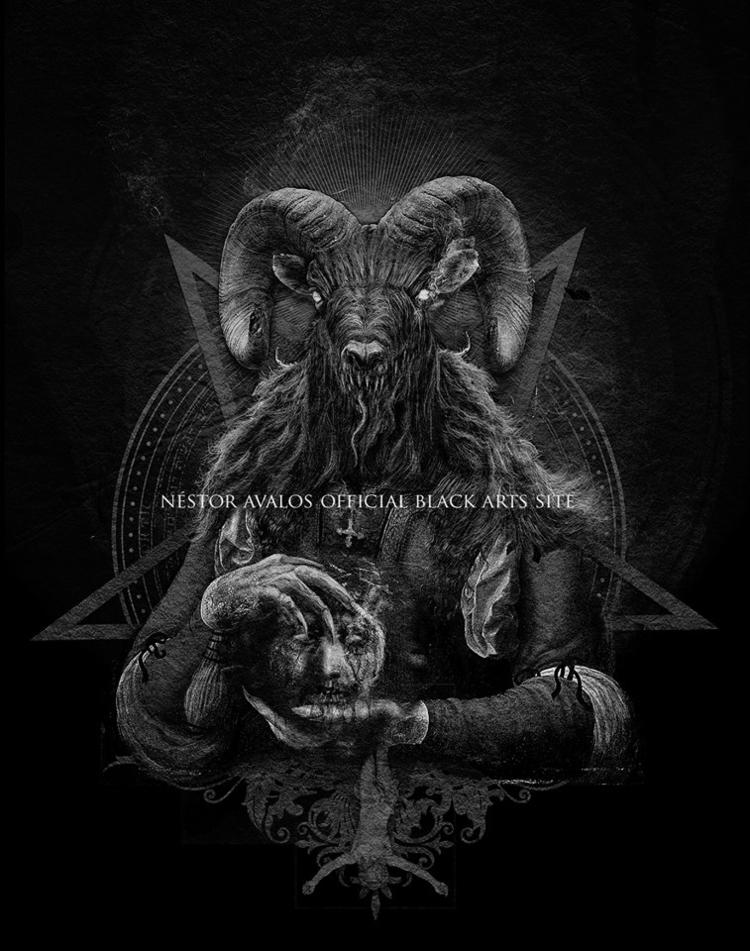 Artwork created almighty Dark F - nestoravalosofficialblackartssite   ello