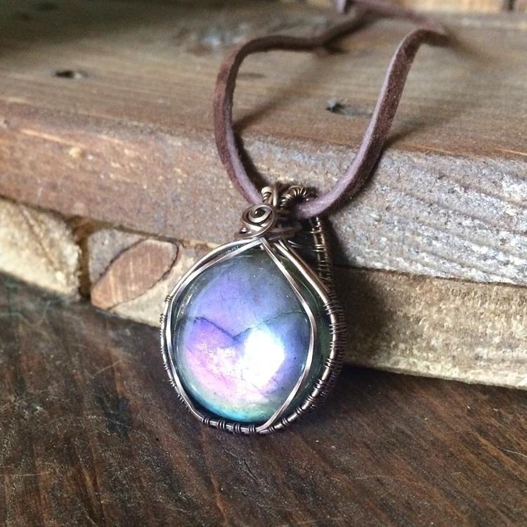 Artisan jewelry:sparkles:Wrappe - gemsbymarni | ello
