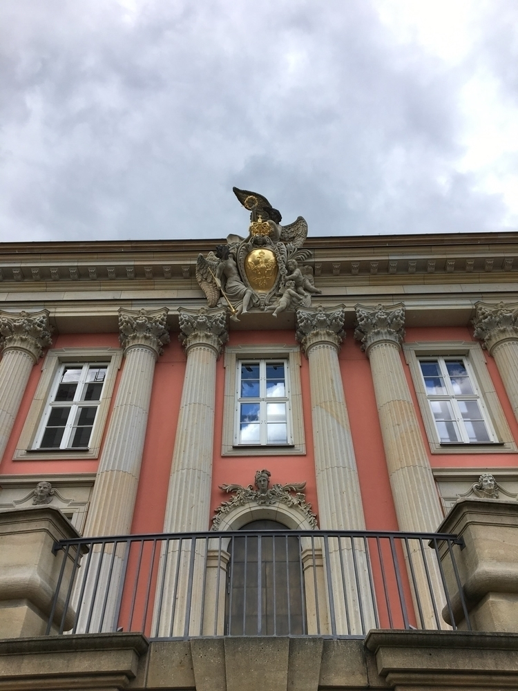 Landtag Brandenburg - Potsdam - rowiro | ello
