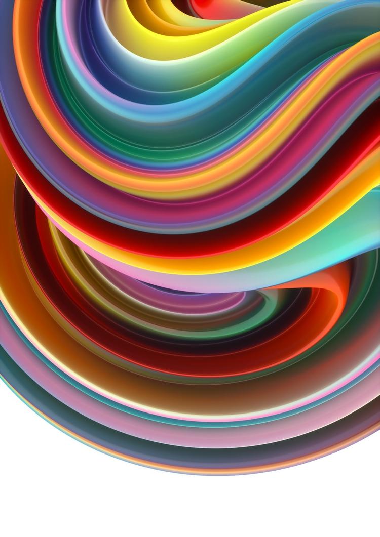 Simple Twist Collection Vol - abstract - dannyivan | ello