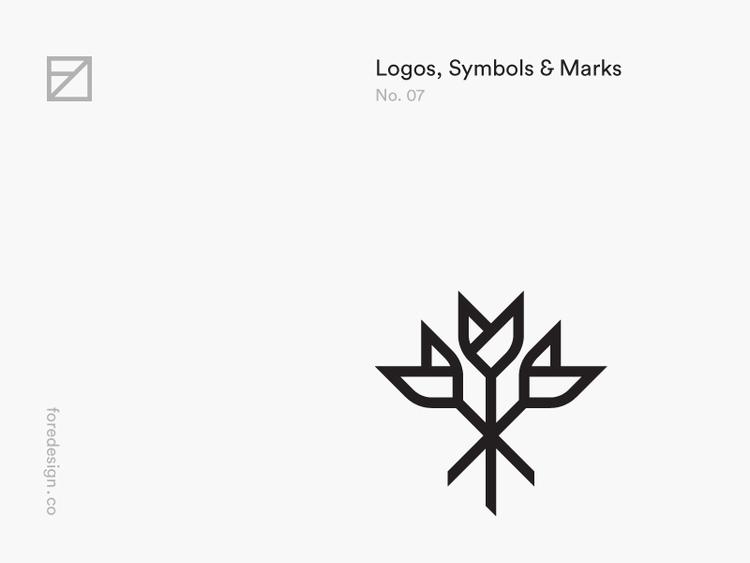 Logos, Symbols Marks: 07 - foredesign | ello