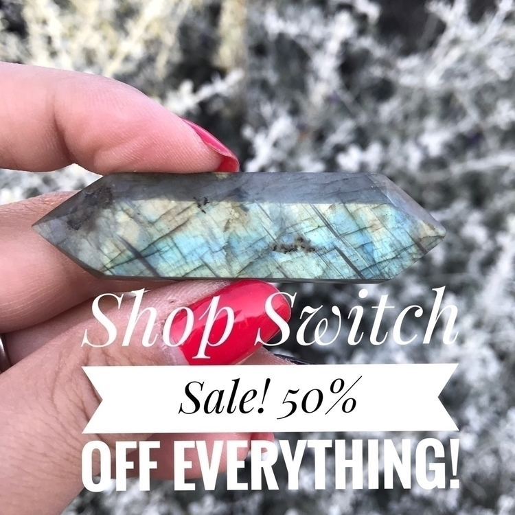 50% shop! CODE: BYE50 - clear i - jessashleydesigns | ello
