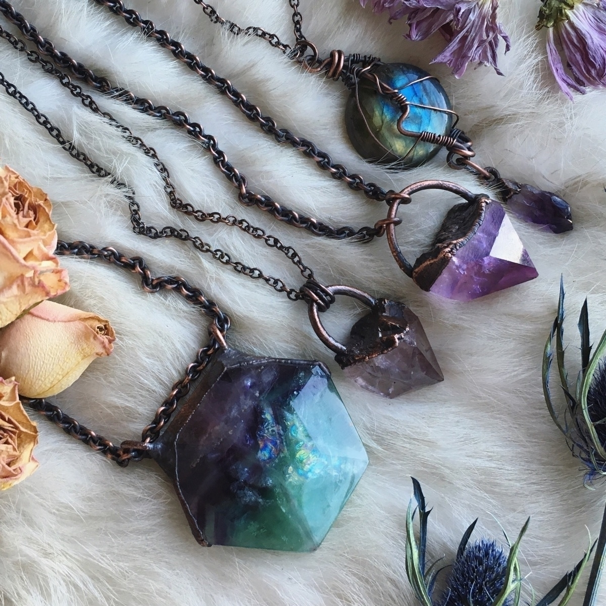 jewelry - gems, gemstone, rustic - thesacreddimension | ello