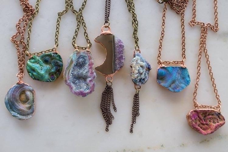necklaces - jewelry, electroformed - fivehandsstudio | ello