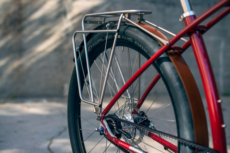 SUMMER CITY bike SUV. unstoppab - budnitzbicycles | ello