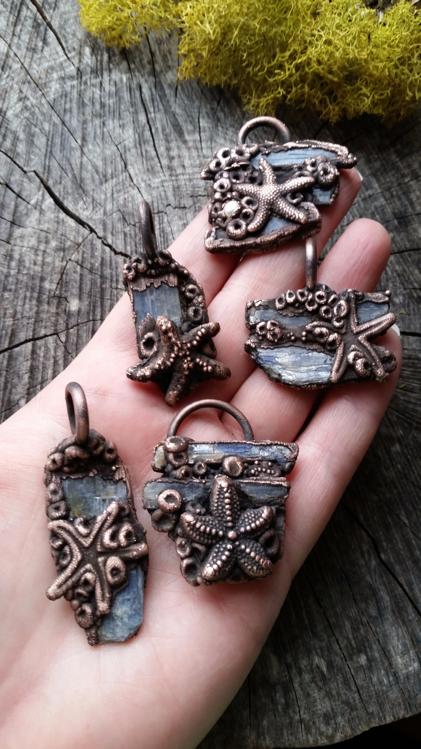 couple hidden treasures adoptio - augiebycarriejewelry | ello