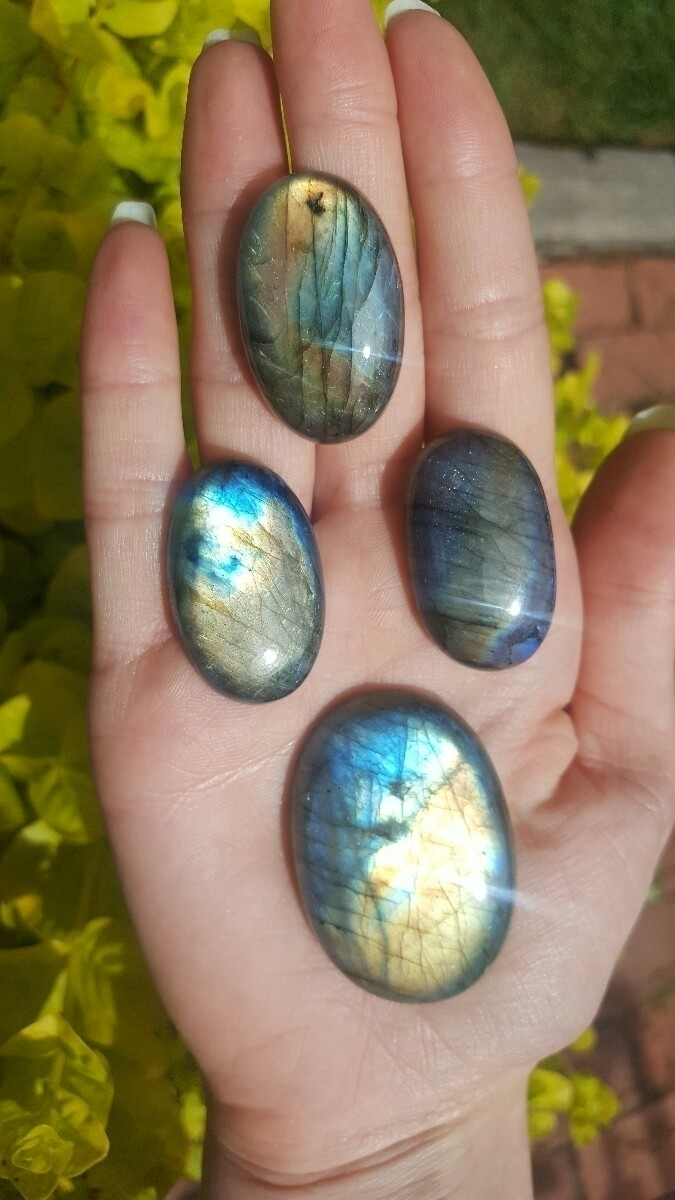 received amazing labradorite ca - lunationcreations | ello