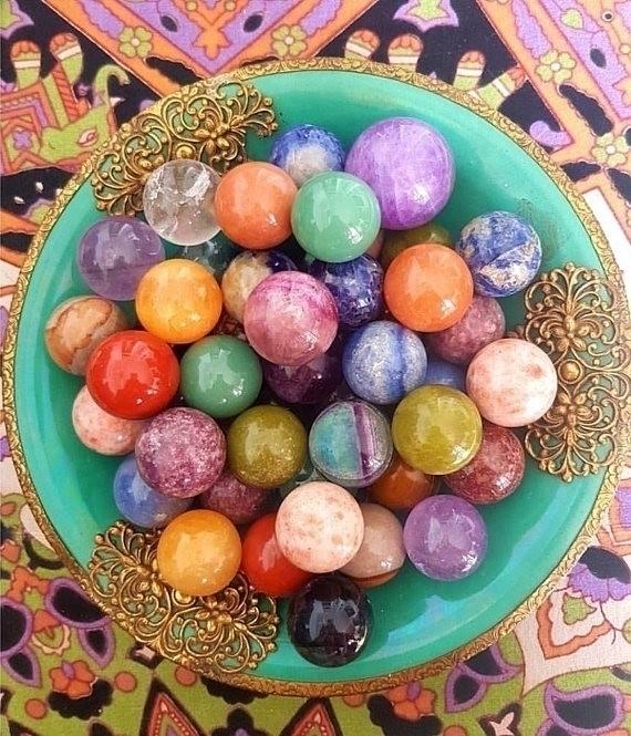 Crystal spheres days - 50% colo - swallowthesun | ello