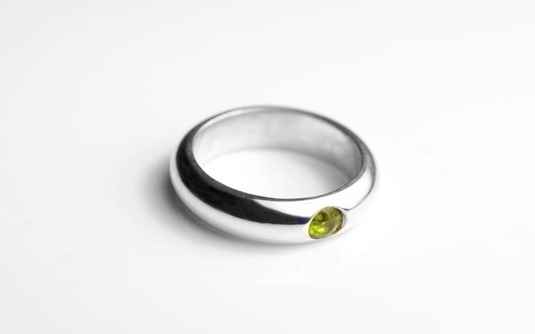 Peridot Sterling Silver - Green - mineralrare | ello