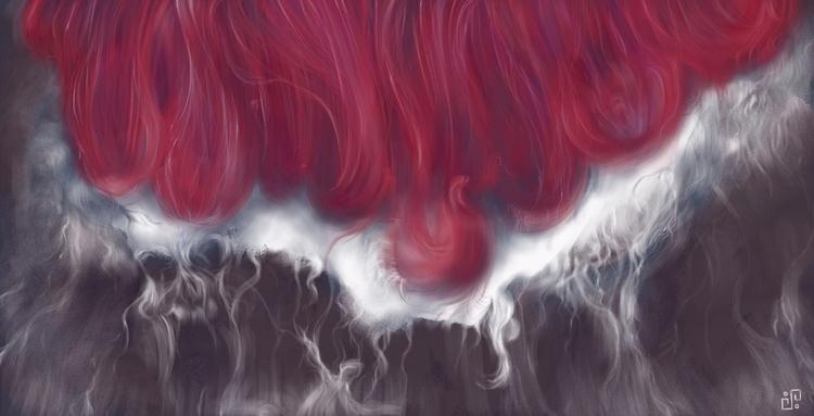 FEAR art - fear, point, digital - alexpoint | ello