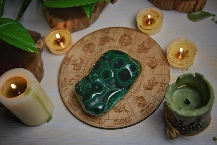 Mmmmm beautiful malachite shop - thealquemist | ello