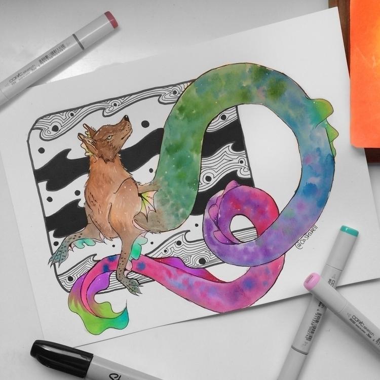 Ello! latest art. find Instagra - casrakell | ello