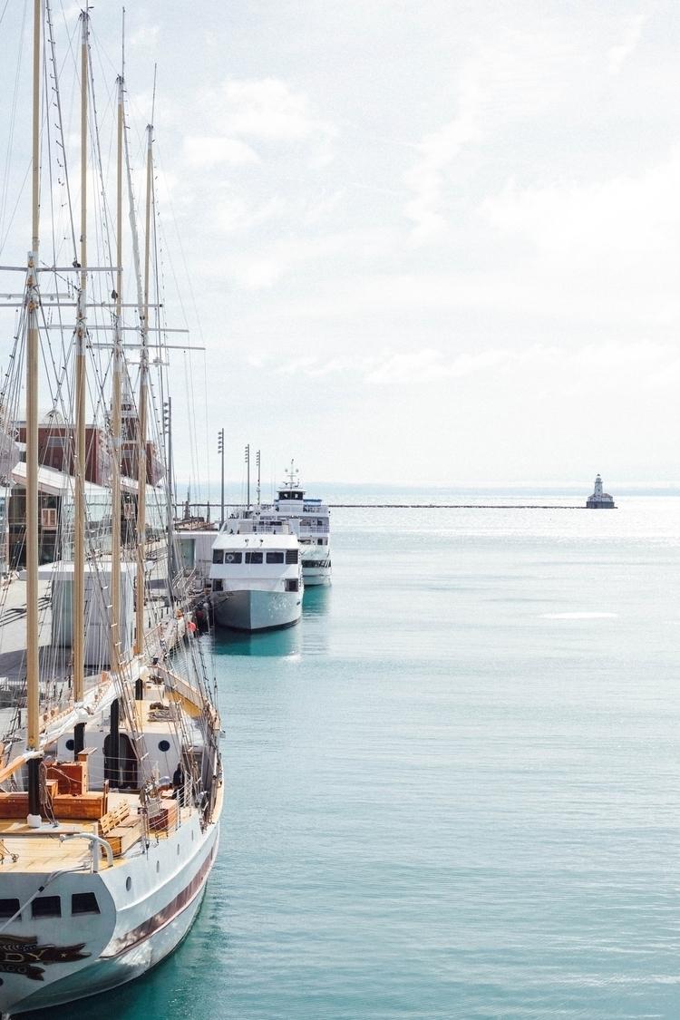 Navy Pier | Chicago - chicago, chi - toriamia | ello