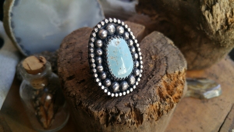 turquoise babe pride joy. good  - silvercravt | ello