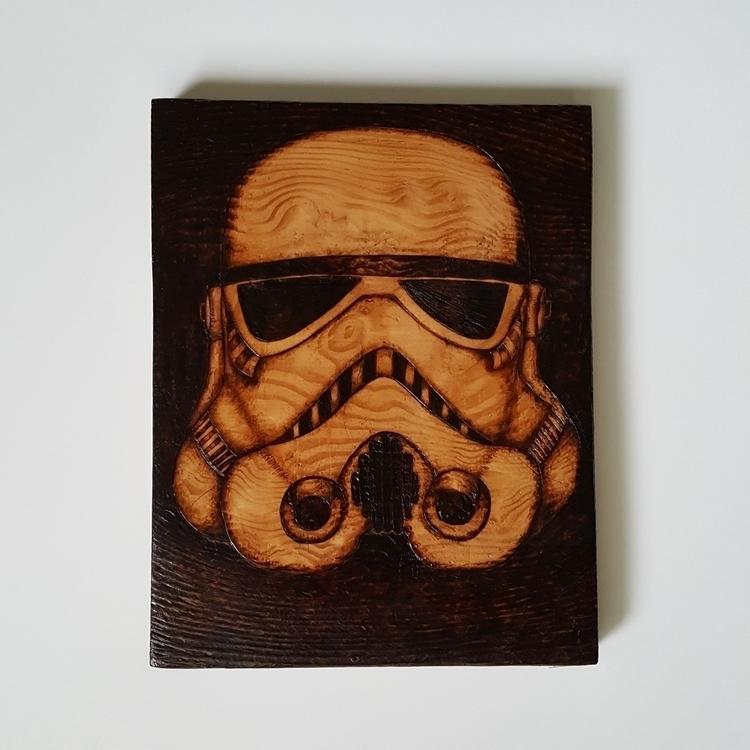 Stormtrooper || Cedar - starwars - thecrystalpyre | ello