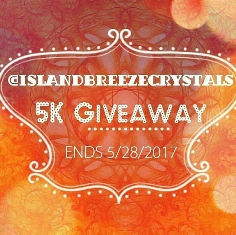 ELLO ENTER INSTAGRAM!! ENTERED  - islandbreezecrystals | ello