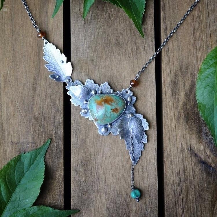 Kingman turquoise set atop abun - christinewalshjewellery | ello