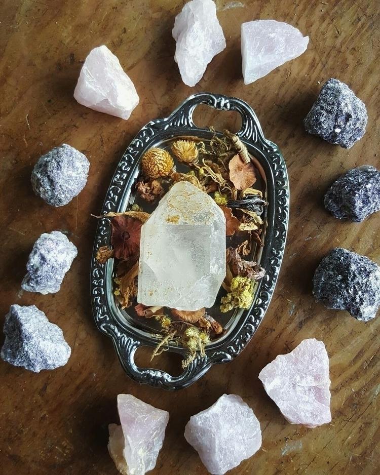 Massive Tibetan Quartz, etsy sh - moonlit_crystals | ello