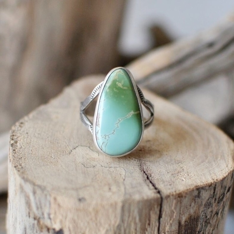 year custom ring color, lady fr - cielturquoise | ello