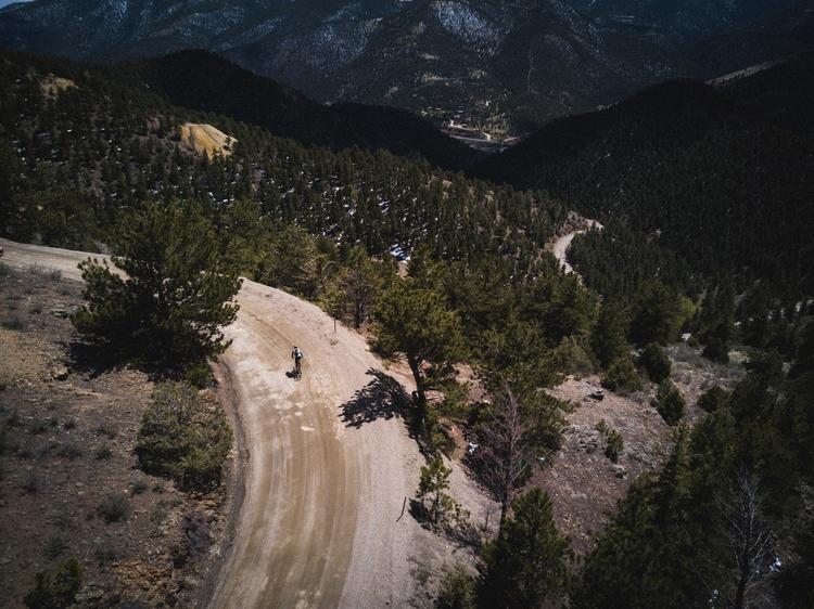 Virgina Canyon. Idaho Springs,  - stephenfitz | ello
