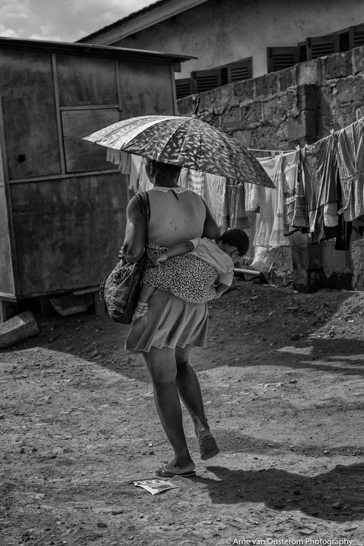 Accra, Ghana, ChristianVillage - arnevanoosterom | ello