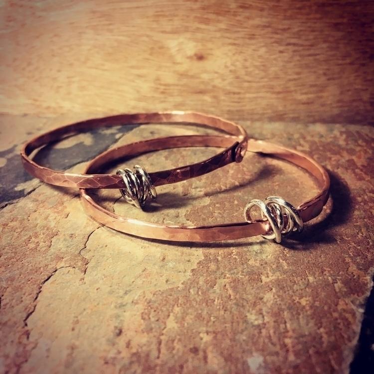 heavy copper wire hammered, dec - kimzvisionquest | ello