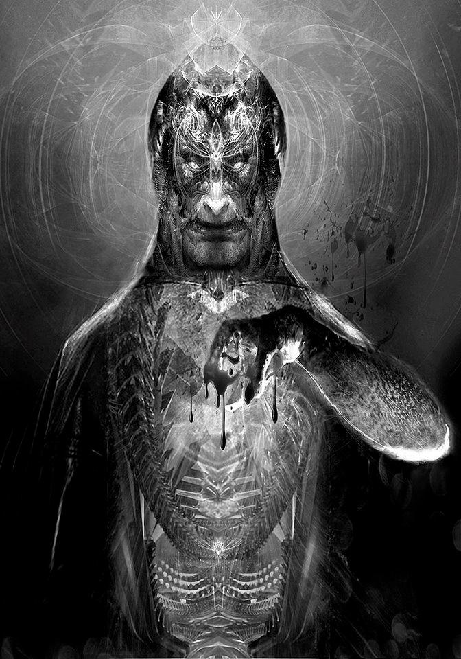 Bloodspell - World late Fate 2  - alanbrooksart | ello