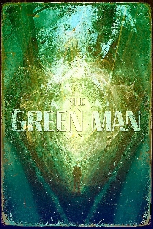 Pulp series. Green Man. wanted  - alanbrooksart | ello