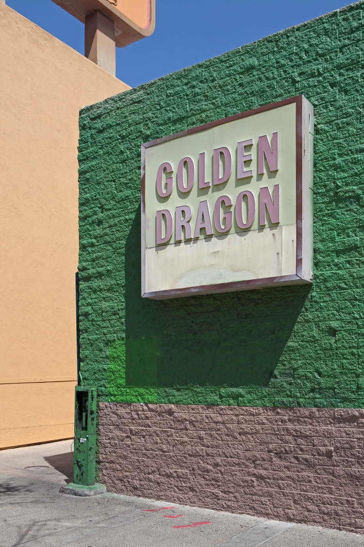 Golden Dragon, North Broadway,  - odouglas | ello