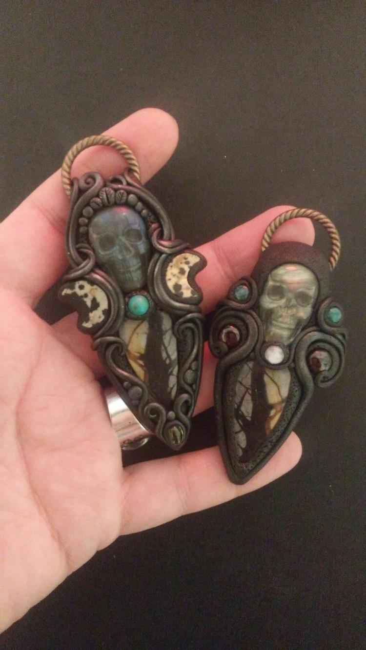 skull.pendants shop tomorrow fi - themoonbeams | ello
