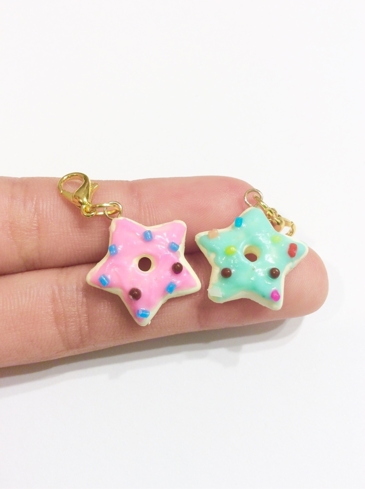post app! love polymer Clay cha - tinycharmscreations | ello