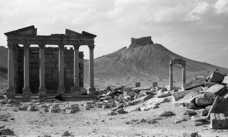 Palmyra, Aleppo, Damascus: Mich - bintphotobooks | ello