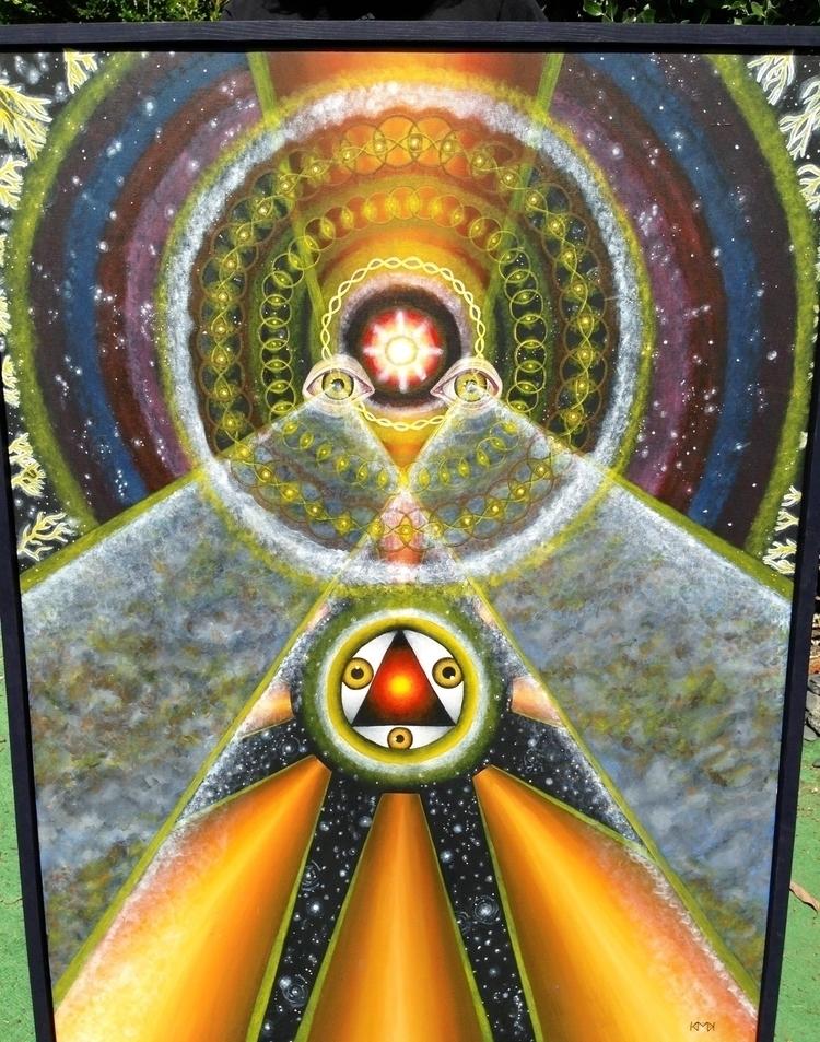 ~Light veil~ - thirdeye, truth, visions - kirstenkamstra   ello
