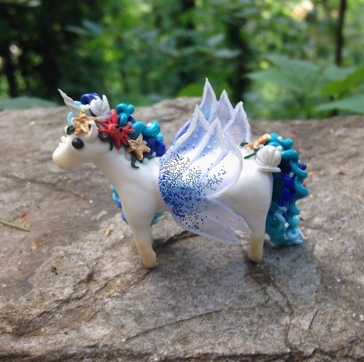 ello guys, fairycorn! seaprince - veecrafts | ello