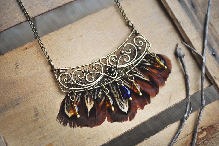 jewelry making path, started wi - twistedjewelry | ello
