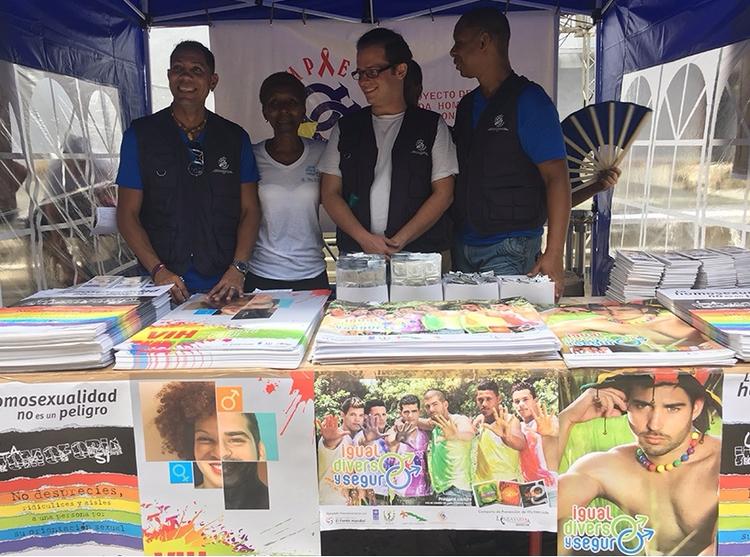 Cuba: LGBT March Rally Castro,  - boommagstl | ello