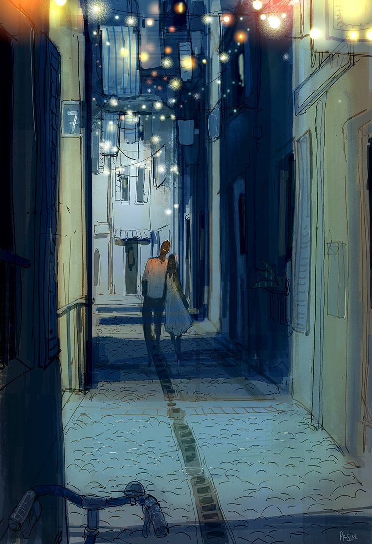 Street dwellers Growing France  - pascalcampion | ello