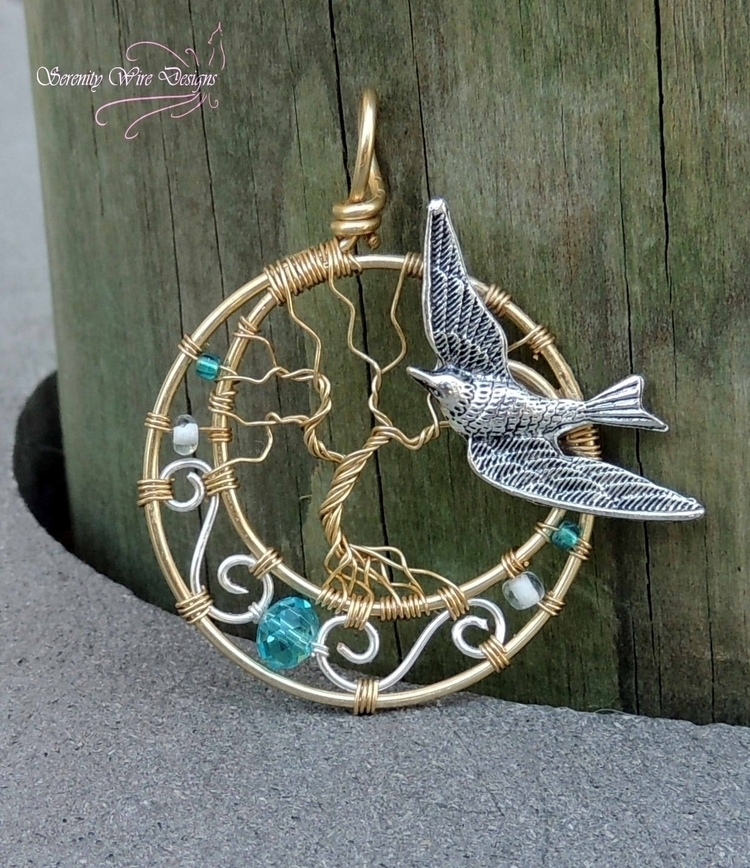 treeoflife, etsy, serenitywiredesigns - serenitywiredesigns | ello