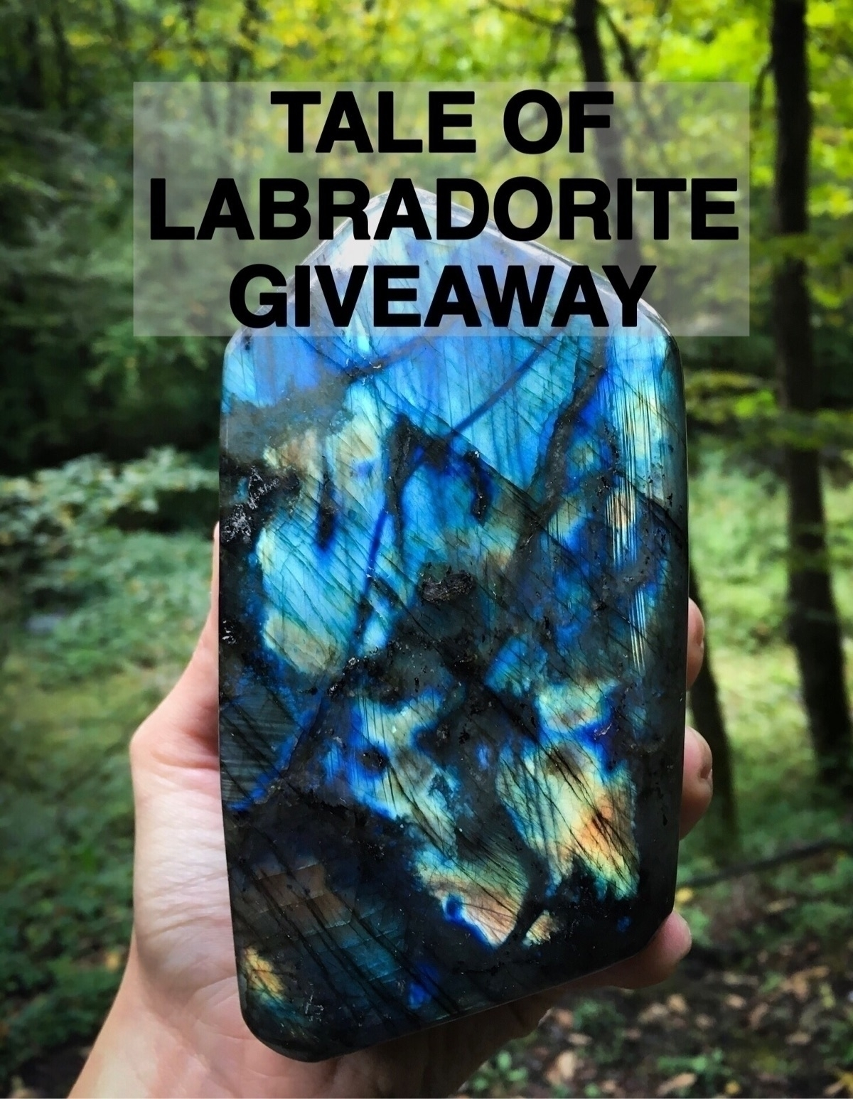 Tale Labradorite GIVEAWAY :last - solarasgarden | ello