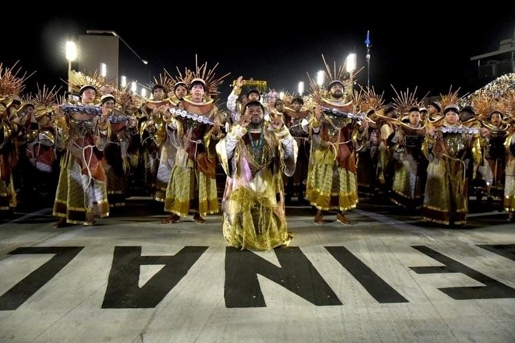 Mangueira carnival 2017 champio - delcueto | ello