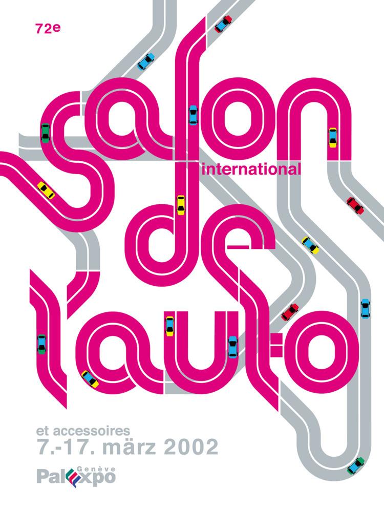Autosalon - Geneva, Graphic, Design - marcomariosimonetti | ello