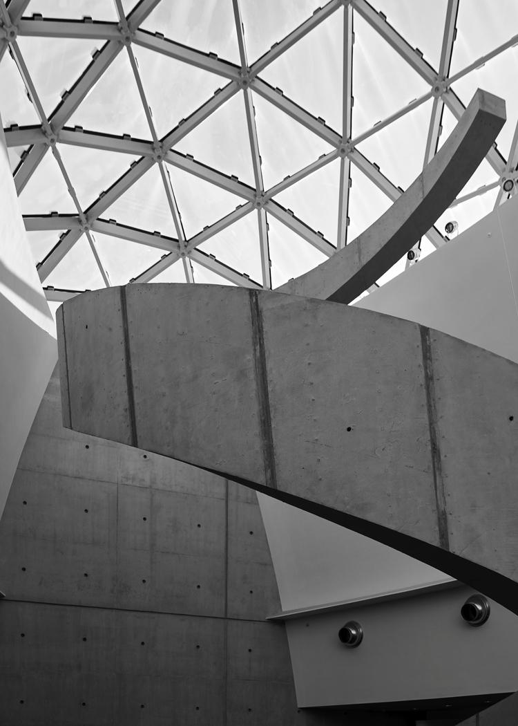 Staircase - Dali Museum, St. Pe - alon | ello