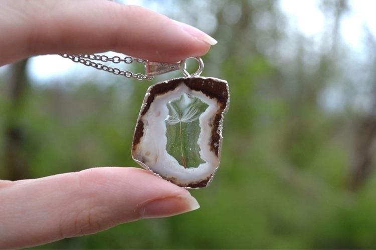 *Sold* fave geode pieces! find  - lunafloradesigns | ello