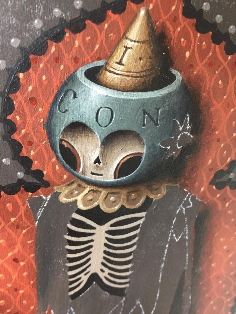 Progress small painting - jasonlimon | ello