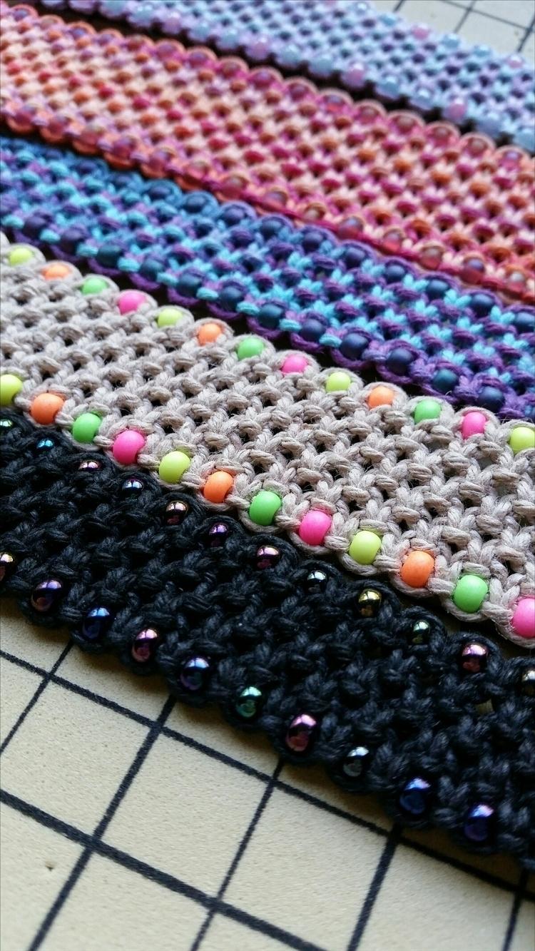 hempbracelet, hempjewelry, macrame - misscounterculture | ello