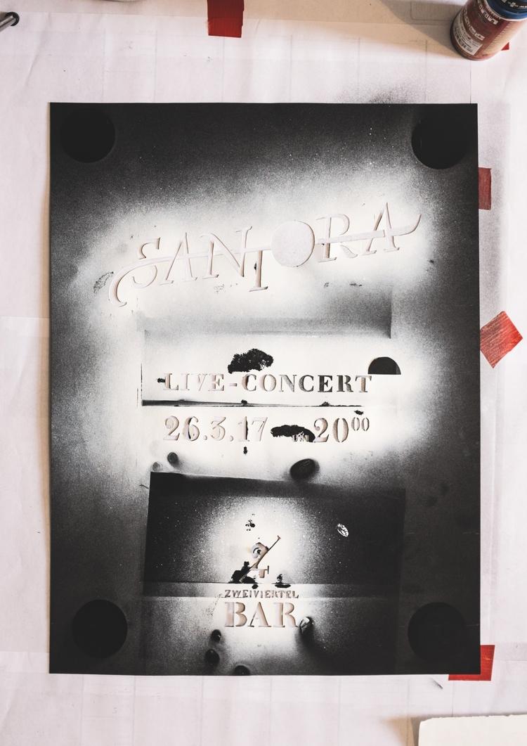 Santora – Announcement Poster - vicivici | ello