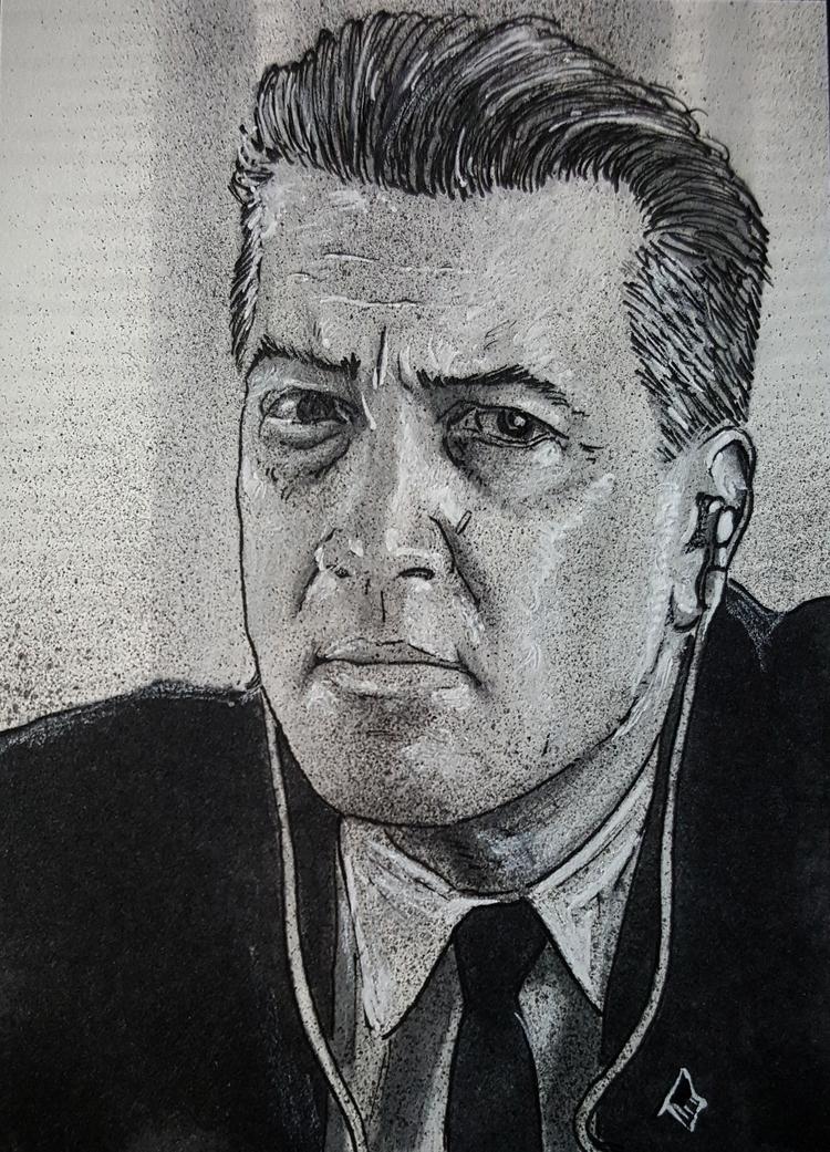 - David Lynch FBI Regional Bure - devin_francisco_illustration | ello